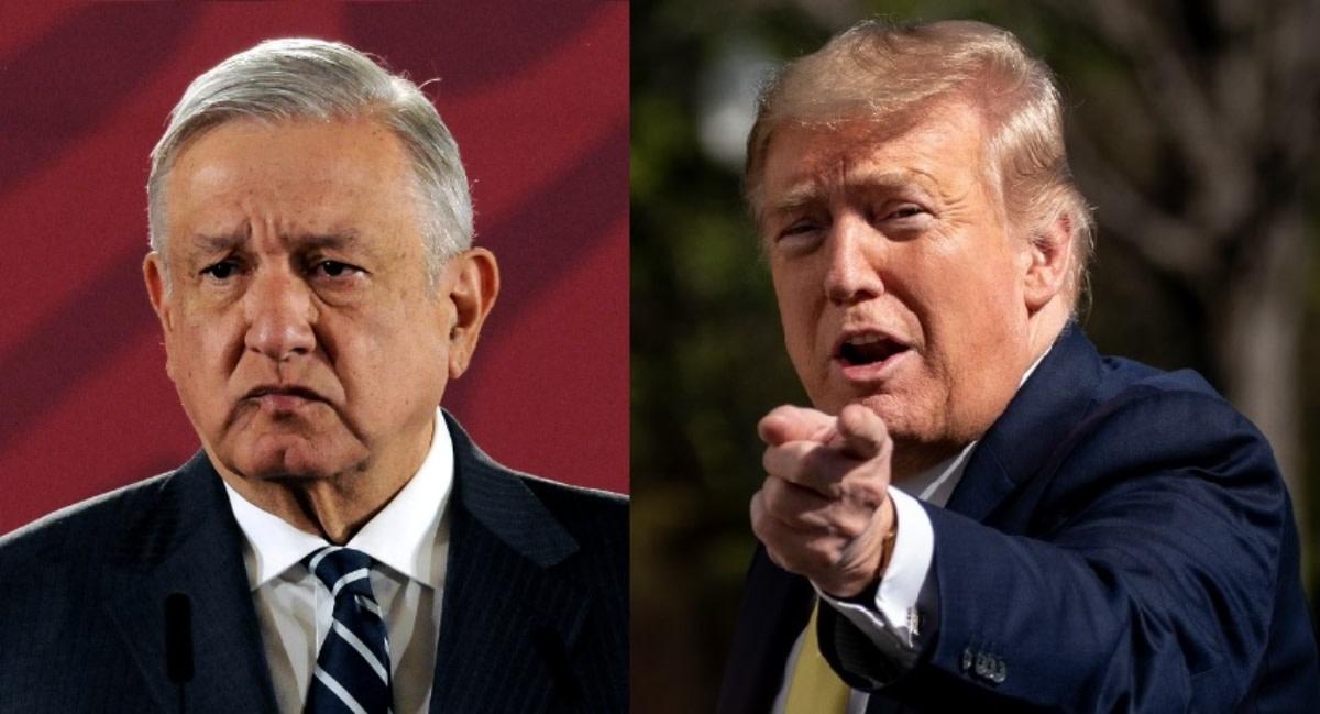 Donald Trump López Obrador
