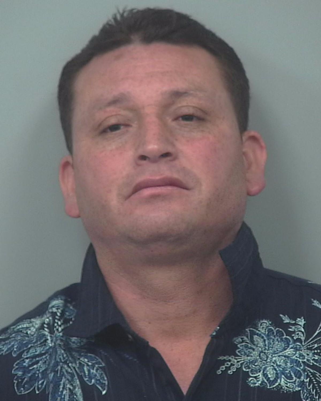 Conductor hispano detenido calle