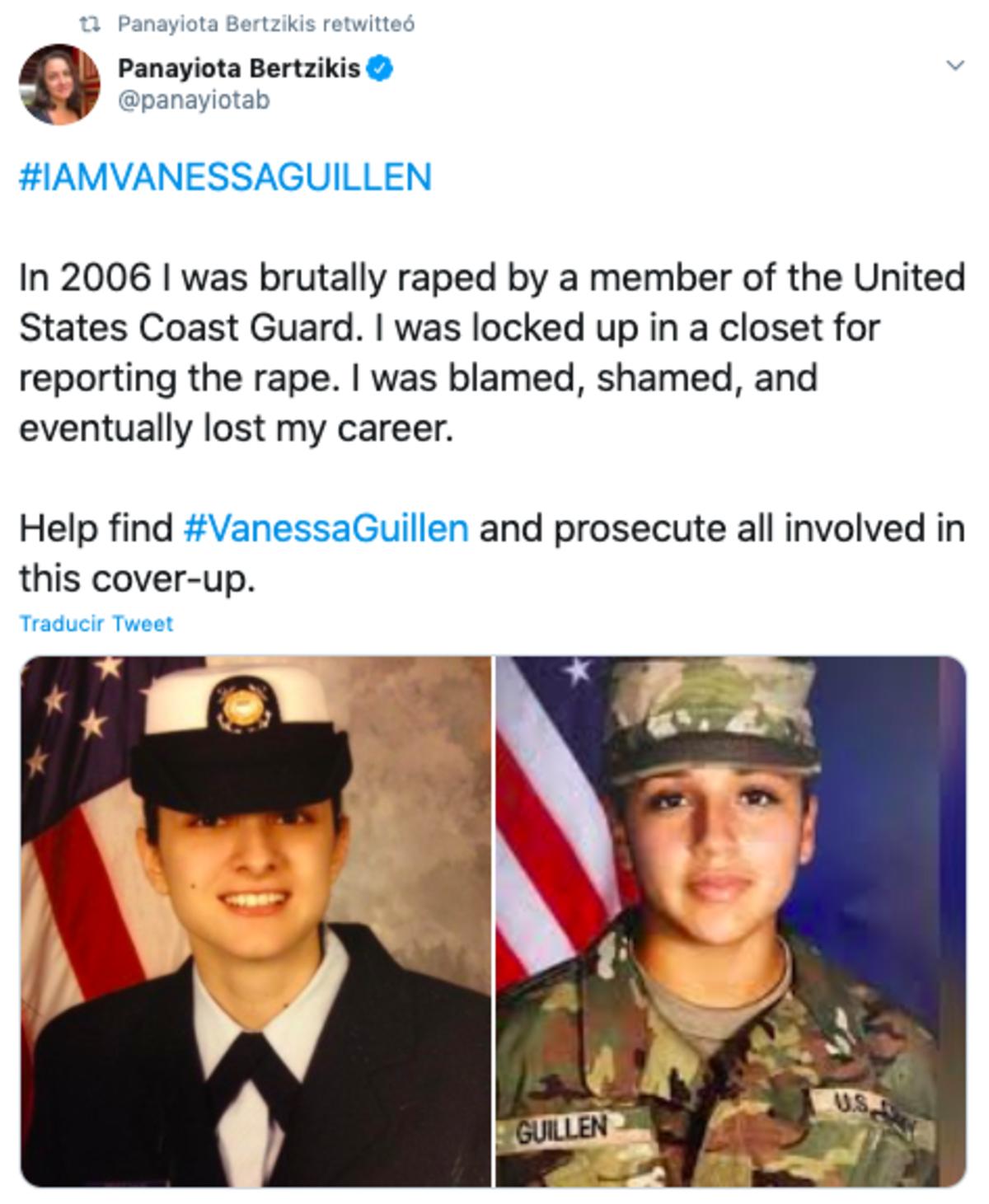 Acoso sexual ejército es revelado por mujeres durante búsqueda de soldado hispana