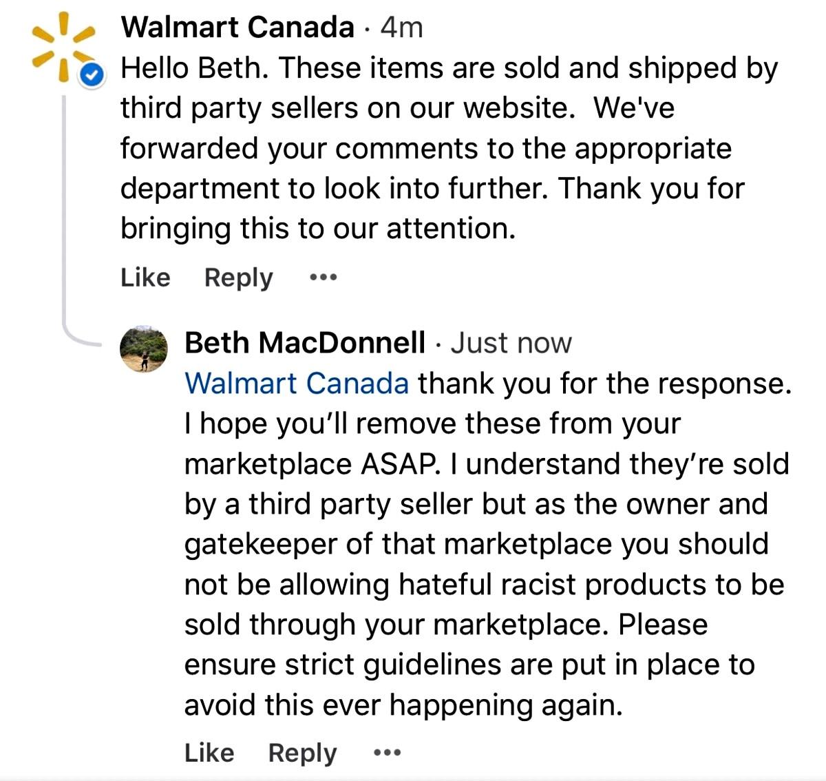 Walmart All Lives Matter: El minorista retira productos de la venta