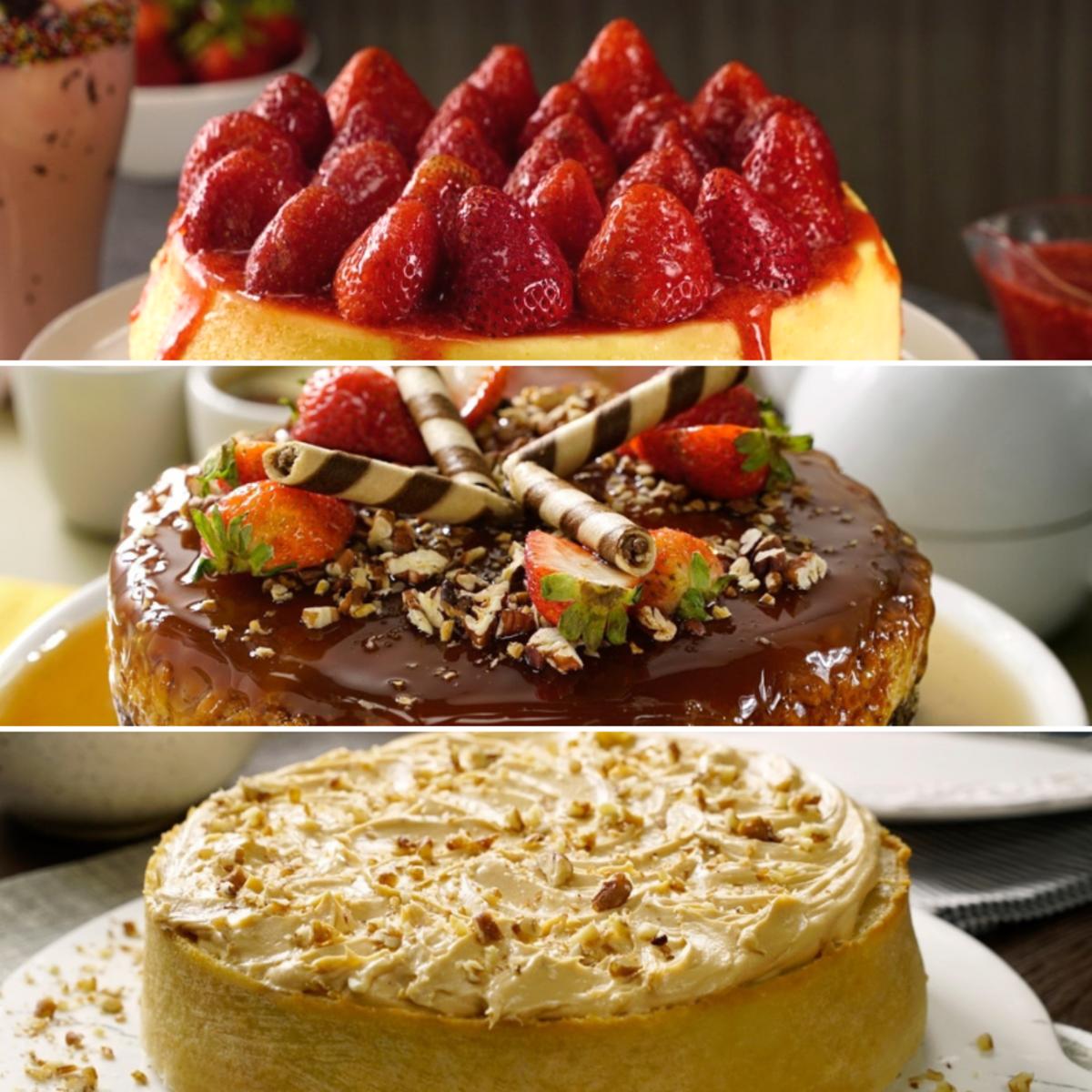 Postres olla de presión: te presentamos tres deliciosas recetas