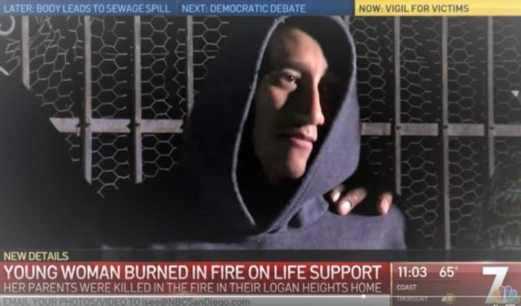 Arrestan a hispano por provocar incendio que mató a sus padres y a una de sus hermanas