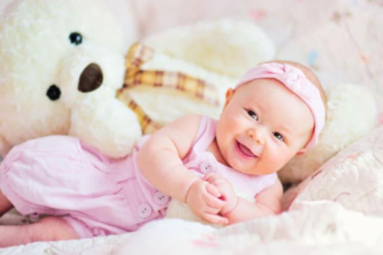 bebé feliz, tips