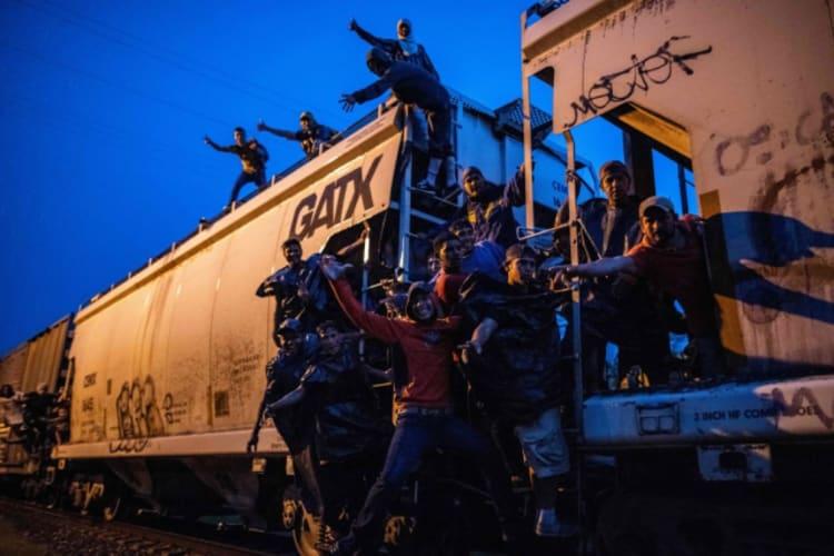 migrantes México