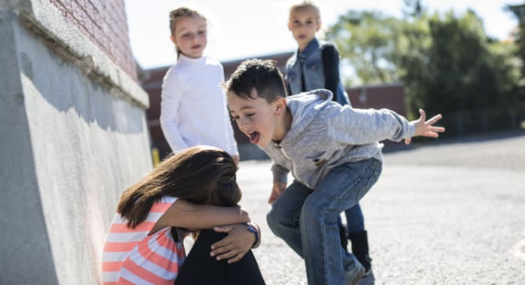 Bullying por ser hispano