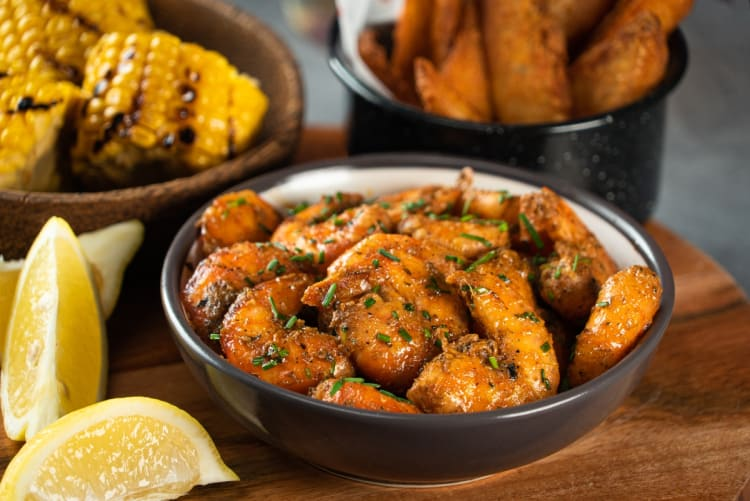 Shrimp recipes ideal to share with the family