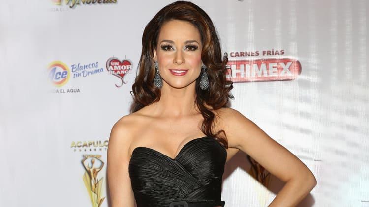 Susana-González-attends-the-Premios-Tv-y-Novelas-2014