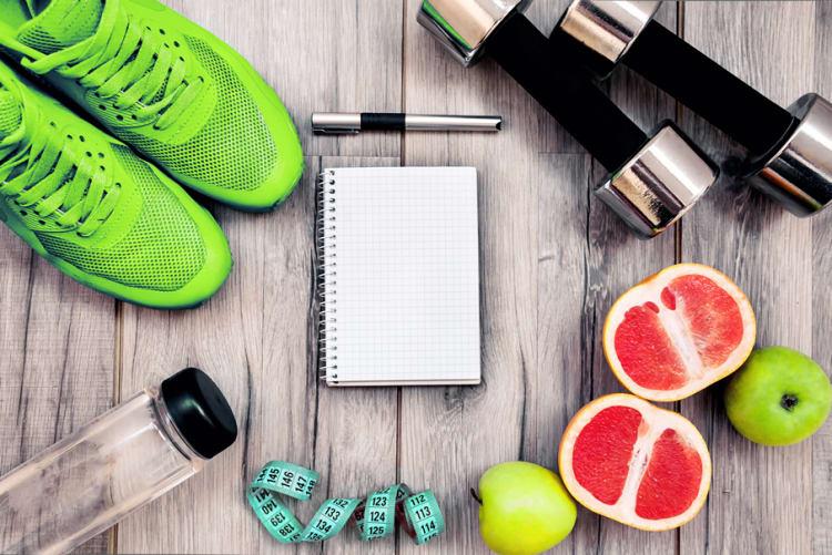 exercise versus diet