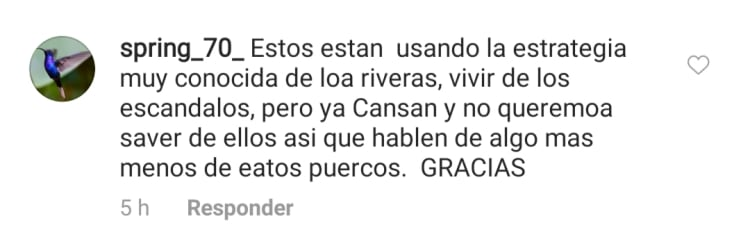 Luego de que Chiquis Rivera le echara la culpa de su separación, Lorenzo Méndez le manda insólito mensaje
