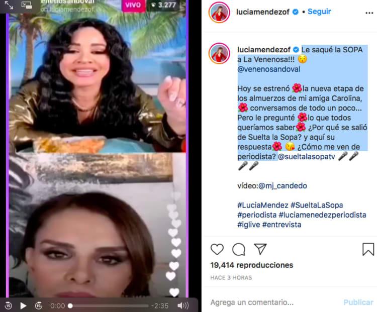 La Veneno Sandoval