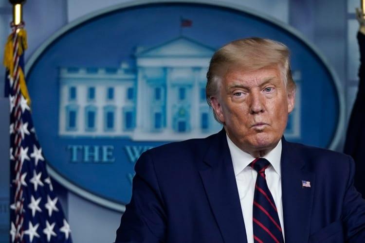 Donald Trump pretende desvincular economía de EE.UU. de China
