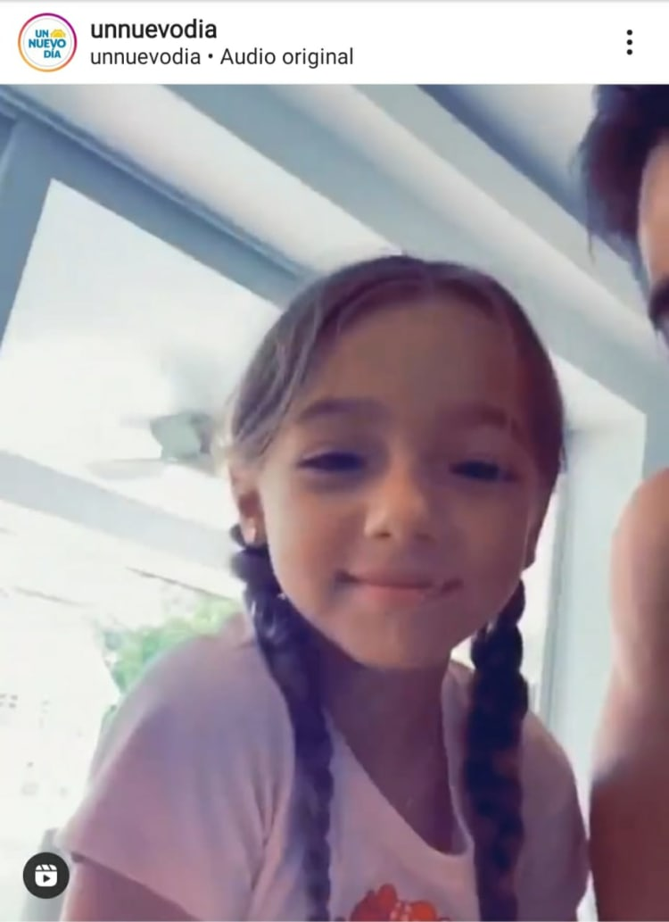 They tell Toni Costa kept by a video of Adamari López A New Day