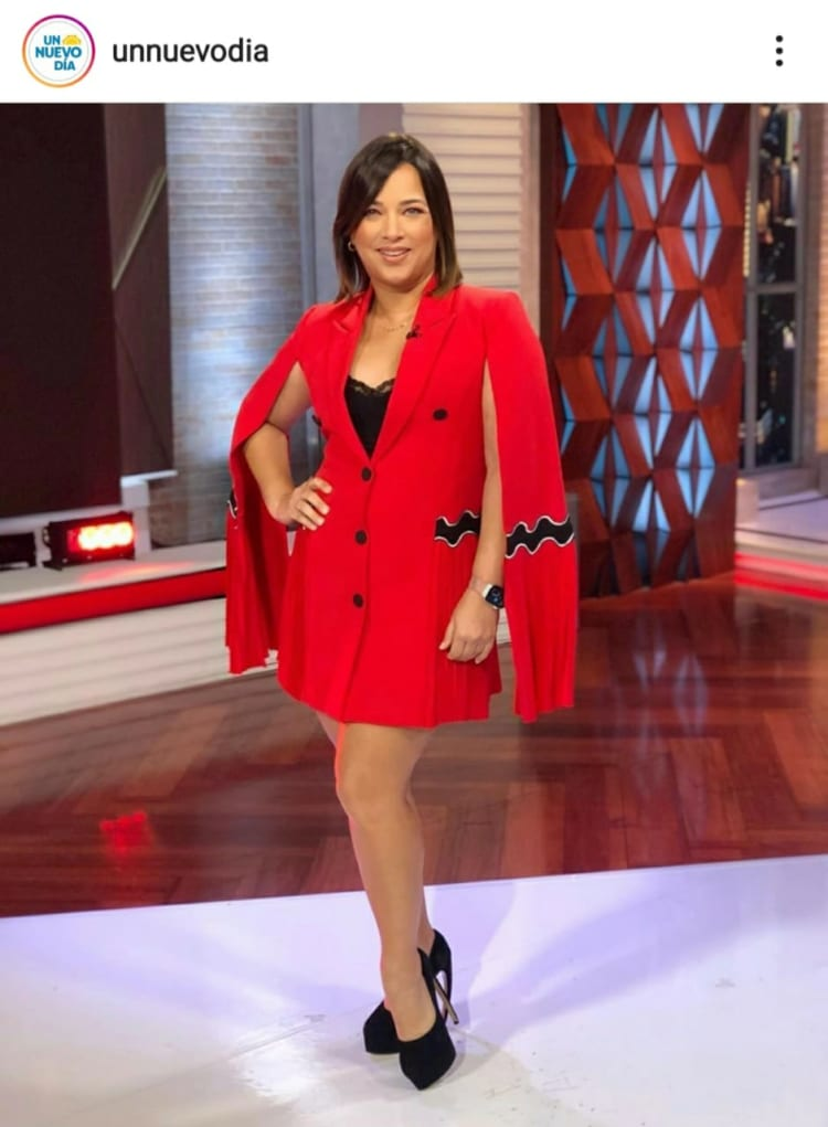 The truth comes to light of why Adamari López looks thinner A New Day