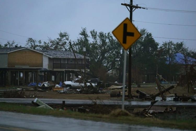 Huracán Delta Luisiana tocará tierra este viernes
