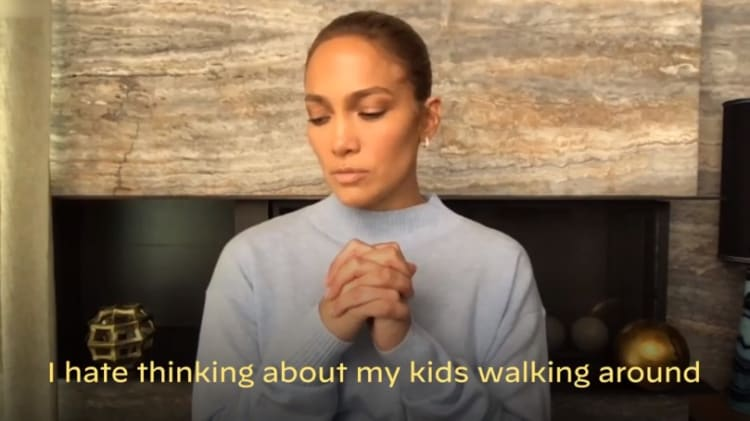 Jennifer López y Alex Rodríguez apoyan oficialmente a Joe Biden (VIDEO)