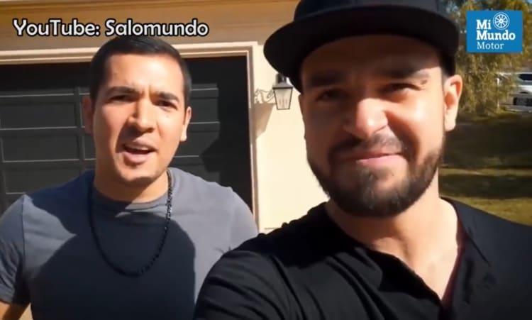 Mexicanos Juca y Salomundo