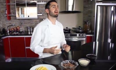 Fabio Benedetti cocina Pabellón Criollo venezolano