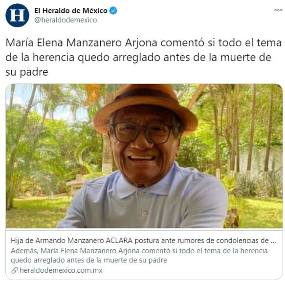 Luis Miguel se moque de la stature 3 Armando Manzanero