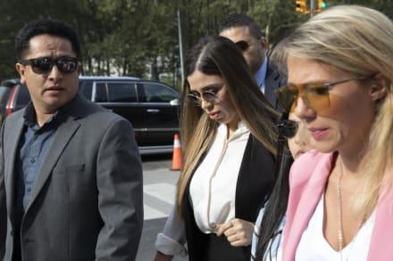 Emma Coronel, esposa del Chapo se declara culpable de narcotráfico y blanqueo en EEUU