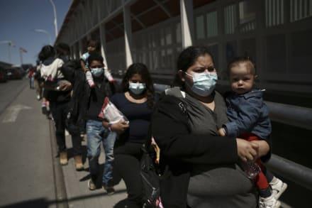 Patrulla Fronteriza detiene a 402 indocumentados, 70 de ellos niños sin compañía