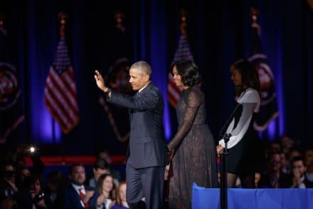 """Barack Obama de luto por la muerte de un """"verdadero amigo y fiel compañero"""""""