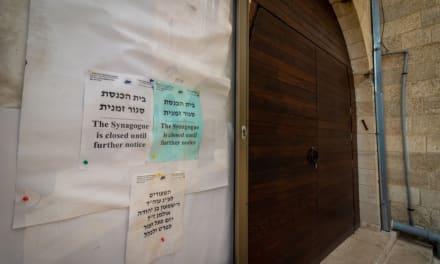 Reportan 2 muertos y varios heridos en colapso de gradas en sinagoga de Israel
