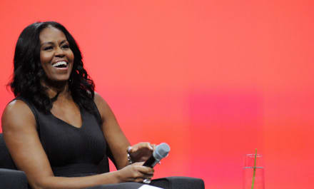 ¿Elitista? Michelle Obama dice la 'regla' que la gente debe cumplir si desea convivir con su familia (VIDEO)