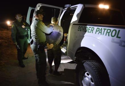 Patrulla Fronteriza detiene a decenas de inmigrantes en Arizona