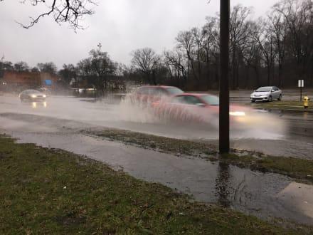 Alerta por tormenta invernal e inundaciones en NY
