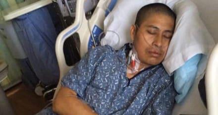 Inmigrante mexicano cumple último deseo antes de morir (FOTOS)