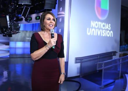 María Elena Salinas sorprende al aceptar propuesta de Univision