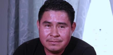 Hispano empezó su negocio con 300 dólares y juntaba monedas para comer (VIDEO)