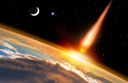 Asteroide gigante cerca de la Tierra ¡¡HOY!!