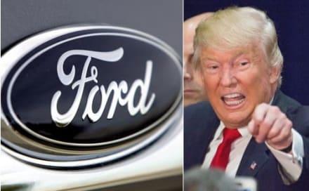 Ford prepara despidos masivos y aseguran que Trump es el culpable