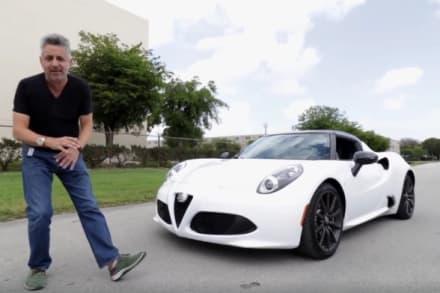 Alfa Romeo 4C, el superdeportivo que puedes comprar sin gastar una fortuna