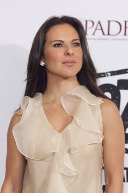 """Kate del Castillo: """"AMLO me asusta, pero me gusta"""""""