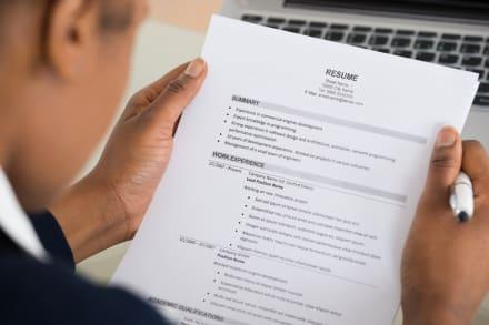 Cómo elaborar un resume en EE.UU y lo que NO debes incluir