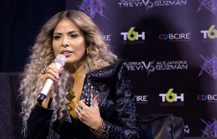Gloria Trevi da detalles de su ruptura con Armando, pero podría solucionarse (VIDEO)
