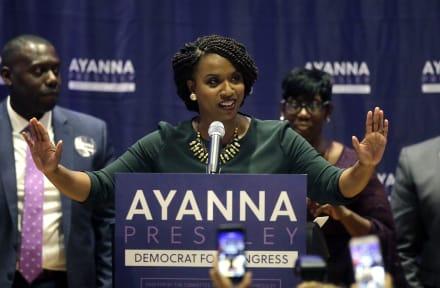 Demócratas eligen a candidatos progresistas en Massachusetts