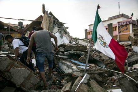 """""""No soy héroe"""": dice soldado zapoteca a un año del 19-S"""