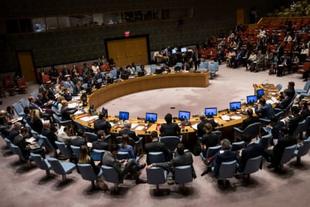 """EE.UU. denuncia en la ONU la """"corrupción"""" de Gobiernos de Venezuela e Irán"""