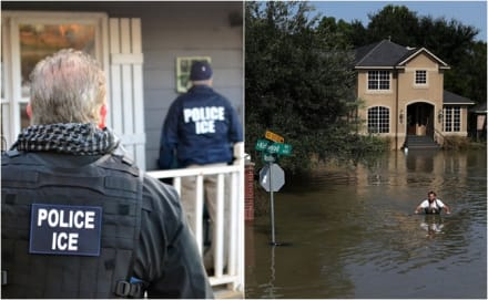 Senador demócrata muestra que FEMA desvió $ 9.8 millones de su presupuesto a favor de ICE