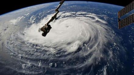 """""""Monstruo"""" Huracán Florence: 5 razones por las que es tan peligroso"""