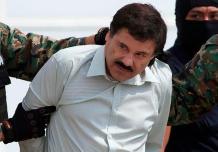 """DEA incluye al hijo de """"El Chapo"""" en lista de los 10 más buscados"""
