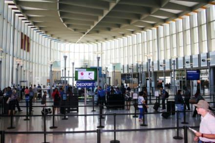 Falla en el sistema de aduanas ocasiona caos en aeropuertos de varias ciudades de EE.UU. (4 FOTOS)