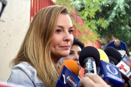 Marjorie de Sousa responde al diseñador Gustavo Matta y niega manipular a su hijo en sus encuentros con Julián Gil