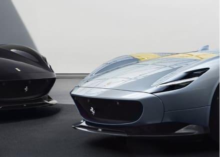 Alucina con los nuevos Ferrari Monza SP1 y SP2 (FOTOS+VIDEO)