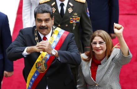 Venezuela sufre hambre, Trump se enfoca en corrupción