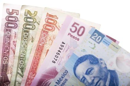 El peso mexicano, 'débil y sin ilusiones' por el TLCAN