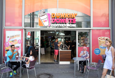 Dunkin' Donuts cambia de nombre a solo Dunkin'